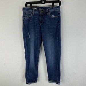 Kut from the Kloth Cathrine Slim Boyfriend Jeans 4